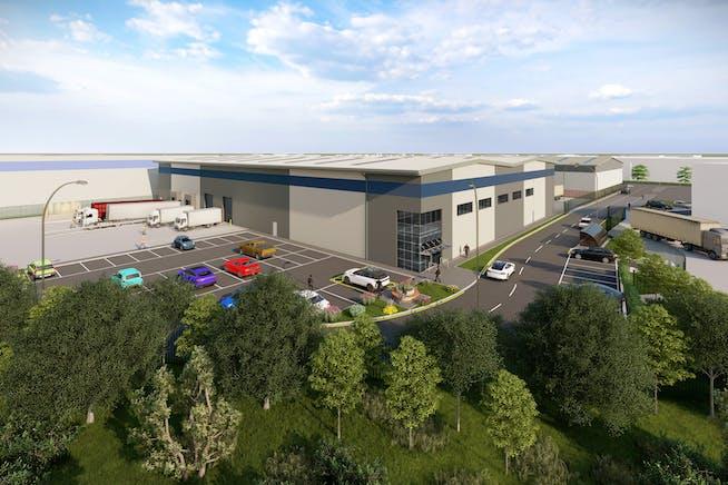Willow 45, Castle Donington, Nottingham, Distribution Warehouse To Let - Photomontage 1.jpg