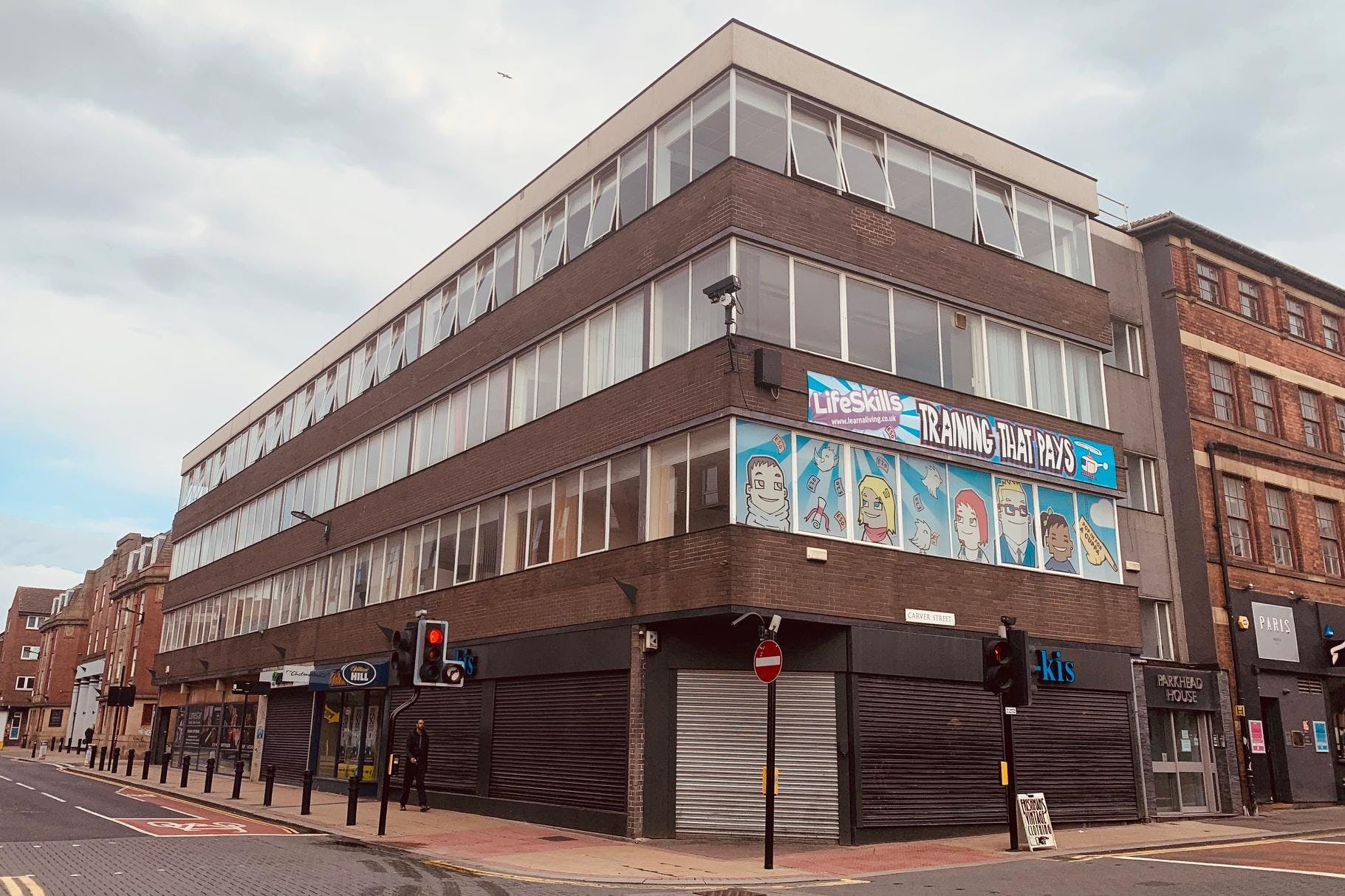 Parkhead House, Devonshire Works, Sheffield, Offices To Let - Parkhead House 2.JPG