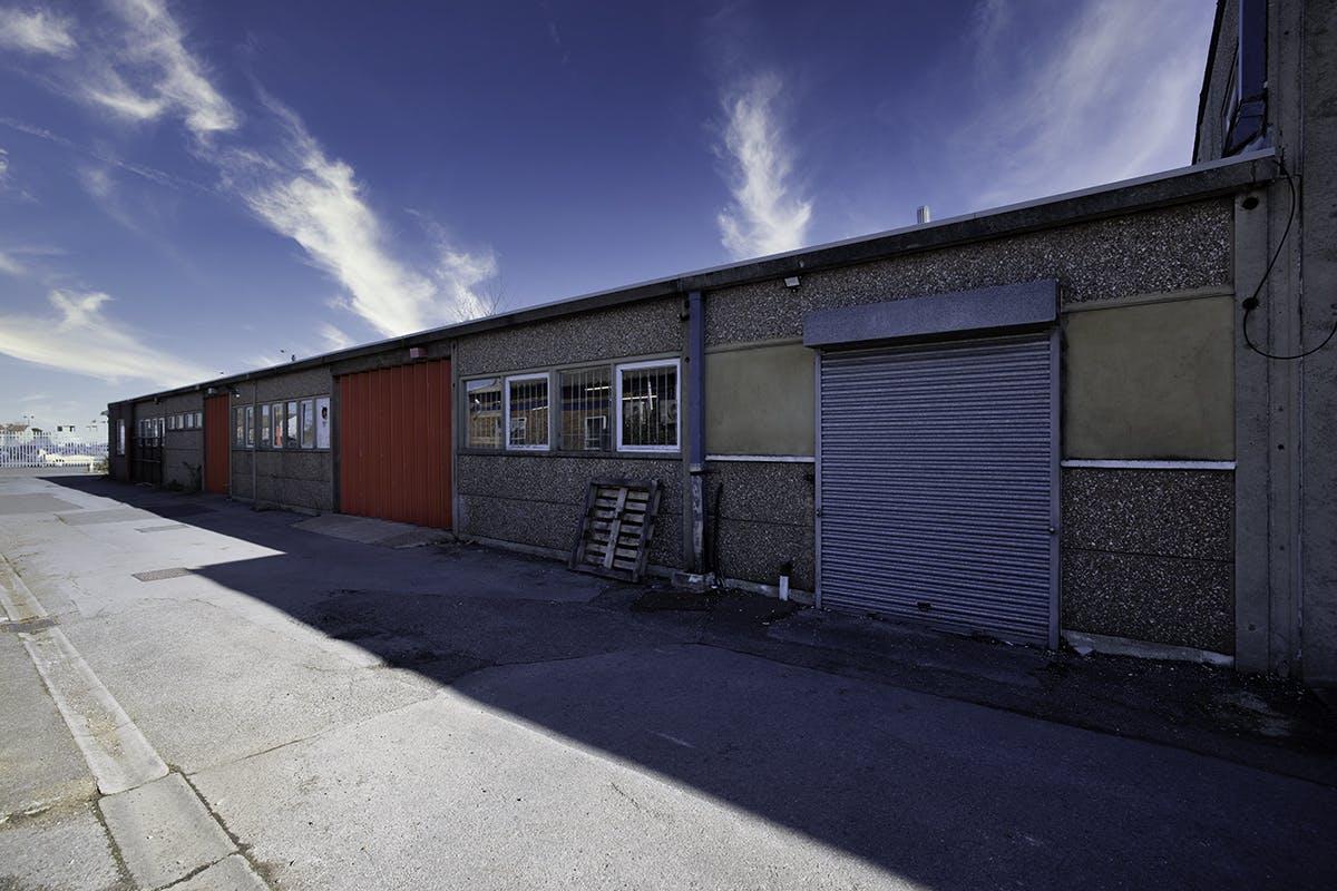 Unit 25B, Blackwater Way Trading Estate, Aldershot, Warehouse & Industrial For Sale - SideAngle.jpg