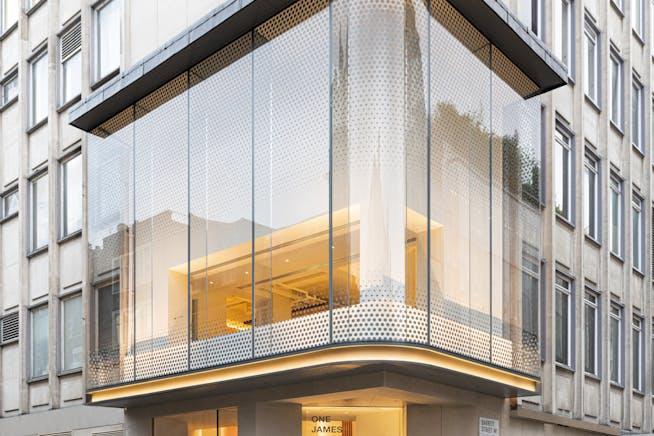 1 James Street, London, Office To Let - External daytime.jpg
