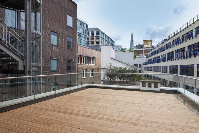 95 Southwark Street, London, Offices To Let - Terrace