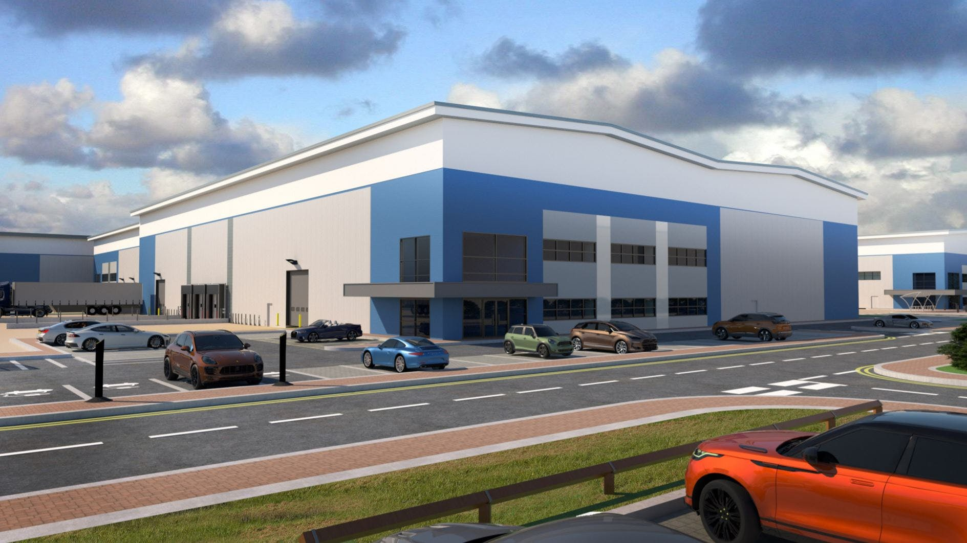 LEDP, Leicester, Distribution Warehouse To Let - Image 3.JPG
