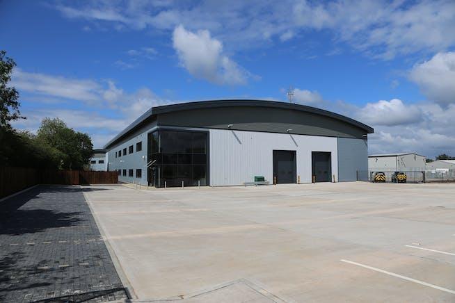 Units 1 & 2 Tungsten Park Lime Kilns, Tungsten Park Lime Kilns, Hinckley, Distribution Warehouse To Let - Tungsten Park 3