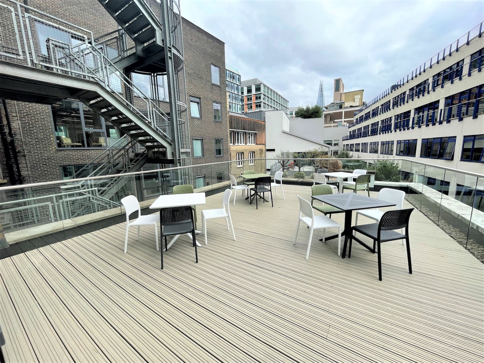 95 Southwark Street, London, Office To Let - Private Terrace