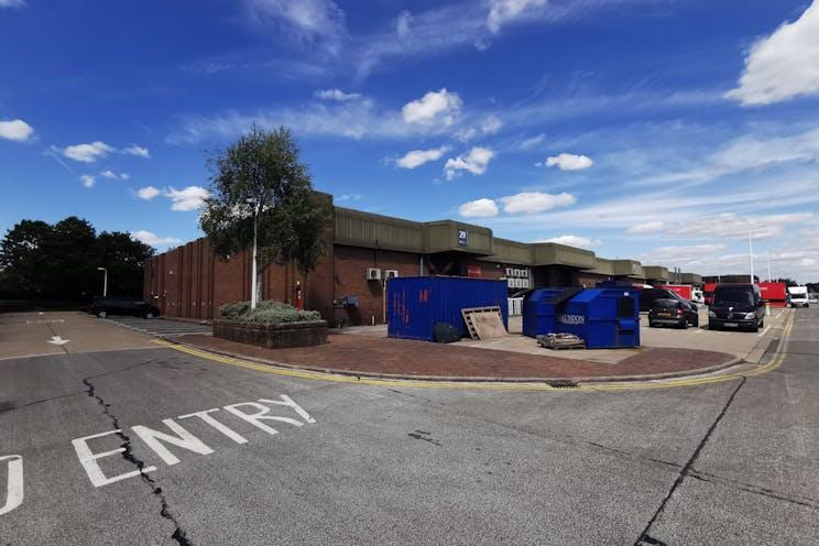 Unit 29 Barwell Business Park, Leatherhead Road, Chessington, Warehouse & Industrial To Let - ExternalRear.jpg