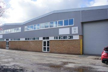 Unit 32A, Techno Trading Estate, Swindon, Industrial To Let - 32A Techno.JPG