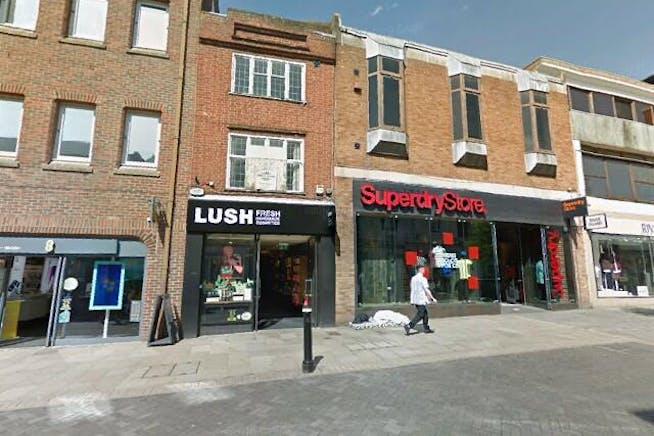 112 Peascod Street, Windsor, Retail To Let - Street View