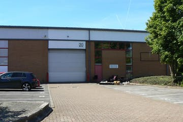 Unit 20 The Business Centre, Wokingham, Industrial To Let - Unit20TheBusinessCentre.jpg