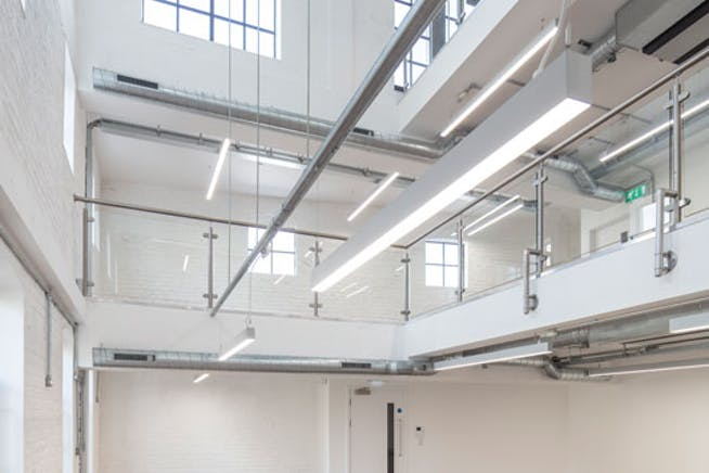The Gramophone Works, Kensal, Kensal Town, Offices To Let - Internal (3)