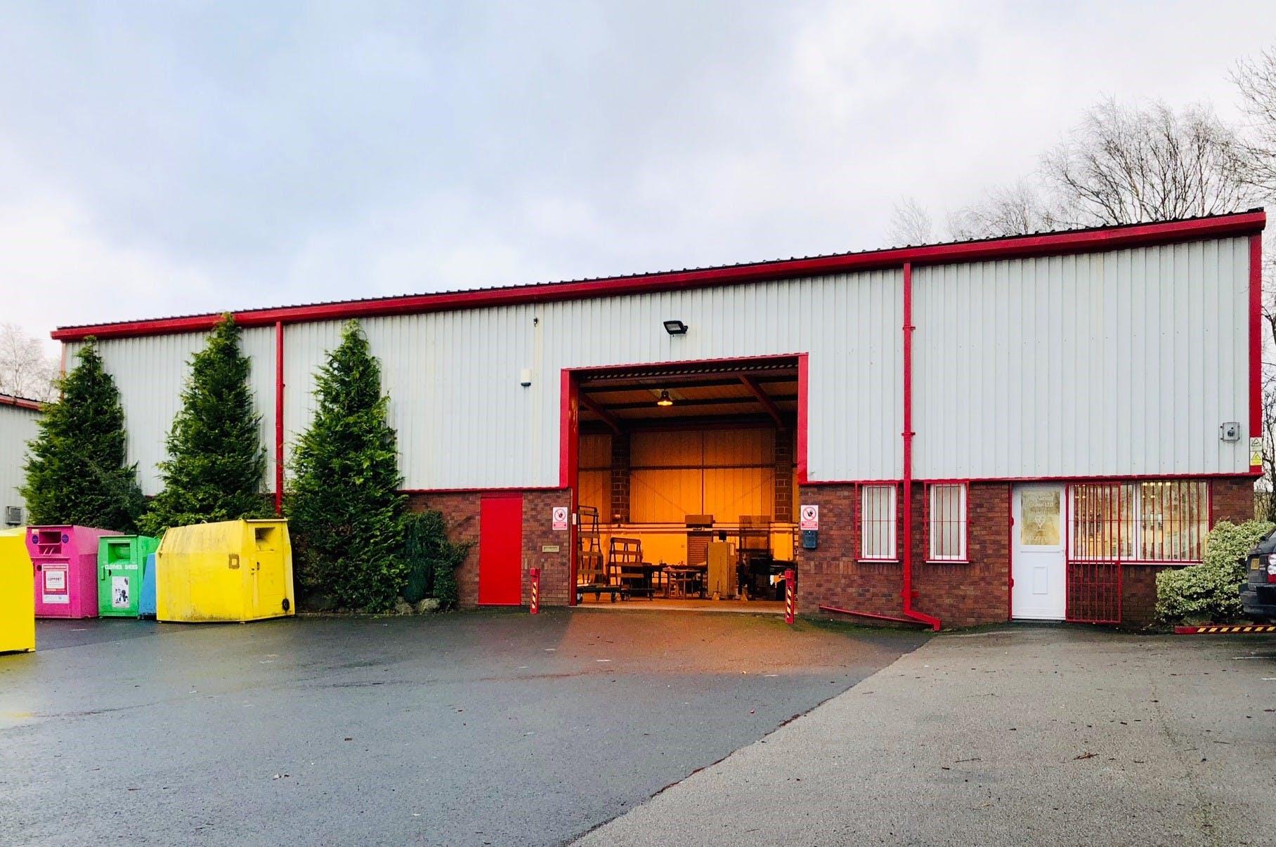 Unit 1.05 Phoenix Industrial Estate, Heywood