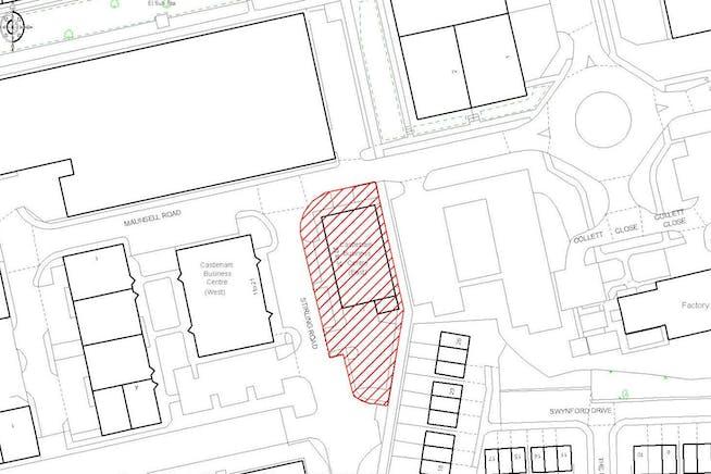 Castleham Business Centre East, Unit 22, St Leonards On Sea, Office / Industrial To Let - Promap Image.jpg