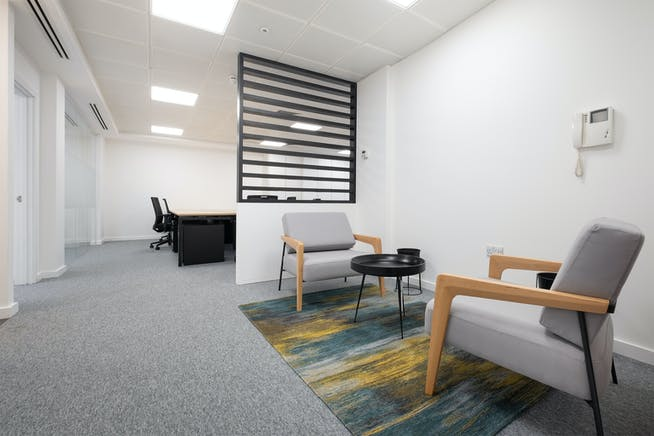 65 Chandos Place, London, Offices To Let - Ground East Reception.jpg