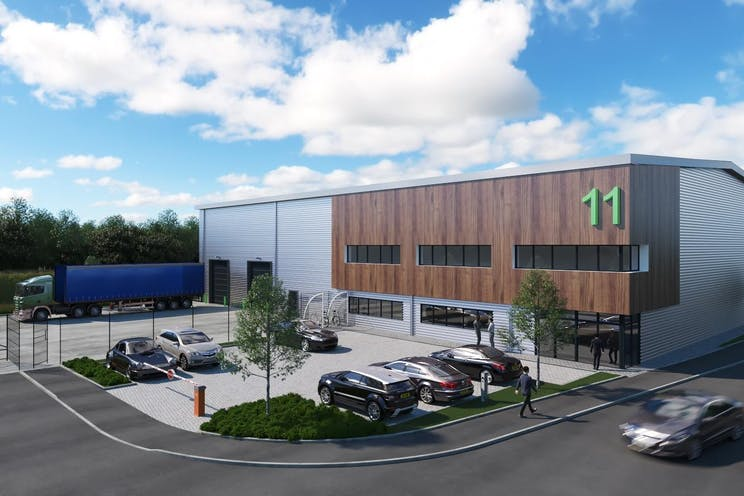 UNITS 1 & 2 - Wells Point, Gatton Park Business Centre, Redhill, Warehouse & Industrial To Let / For Sale - Redhill CGI 2 - low res.jpg