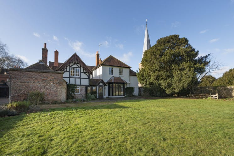 Church House Business Centre, Church Street, Godalming, Offices To Let - RearBuilding.jpg