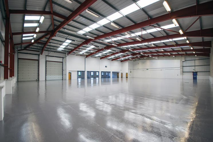 Unit 1A The Sterling Centre, Eastern Road, Bracknell, Industrial To Let - Warehouse-crop.jpg