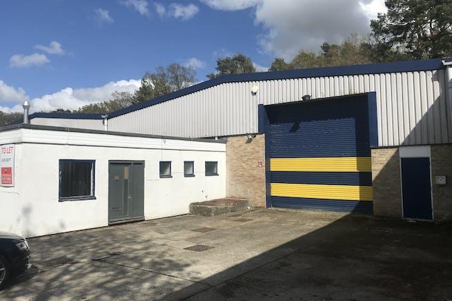 4 Bordon Trading Estate, Oakhanger Road, Bordon, Warehouse & Industrial To Let - IMG_7032.jpg