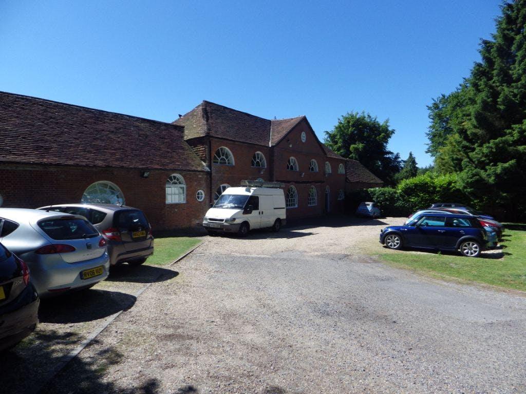 The Coach House, Kempshott Park, Dummer, Basingstoke, Offices To Let - Image 1