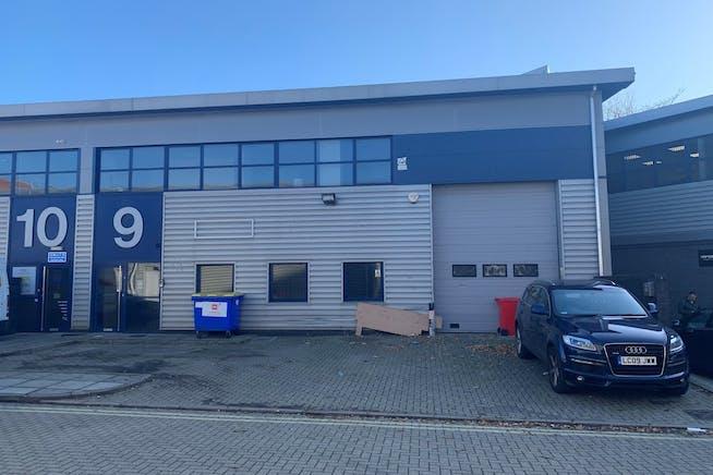 Unit 9 Wharfside Industrial Estate, Alperton, Offices / Industrial For Sale - Wharfside 1.jpg