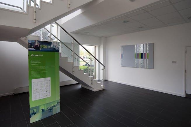 2 Elmwood, Chineham Park, Basingstoke, Offices To Let - Lobby.jpg