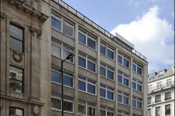 187-193 Great Portland Street, London, Office / Residential For Sale - Frontage.png