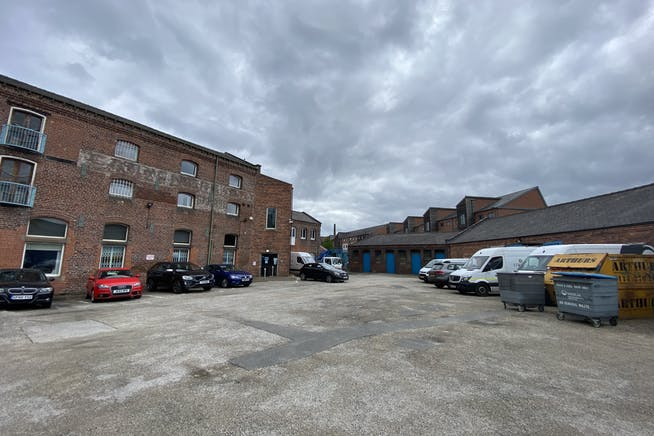 The Maltings, Sheffield, Warehouse & Industrial / Offices / Suis Generis (other) To Let - IMG_6226.JPG