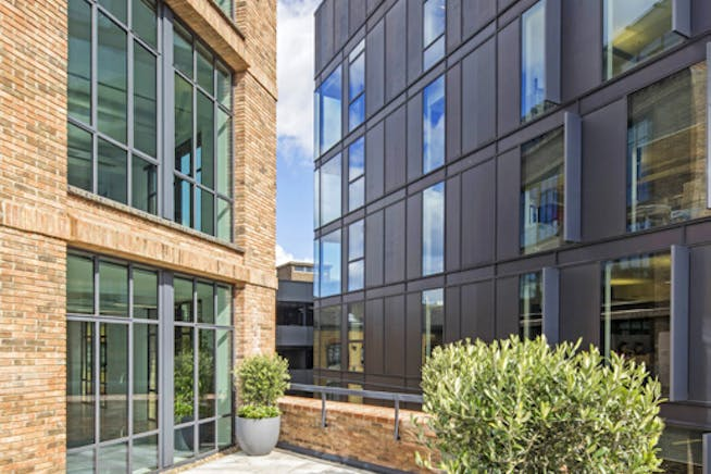 3 Valentine Place, London, Offices To Let - Private Terrace