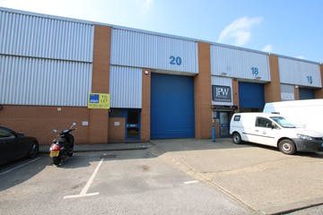 Unit 20 Wessex Trade Centre, Poole, Industrial & Trade, Industrial & Trade, Industrial & Trade To Let - IMG_5532.JPG