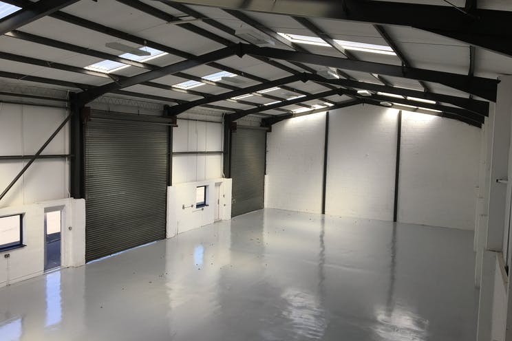 Unit 2A & 2B Cumberland Works, Wintersells Business Park, Byfleet, Warehouse & Industrial To Let - cumberland works april 2.jpg